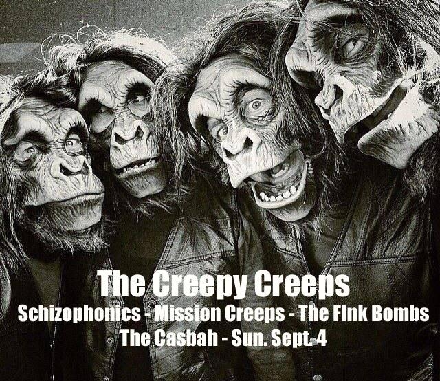 Creepy Creeeeeeps
