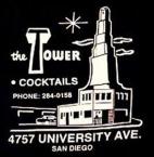 Tower Bar: http://www.thetowerbar.com/