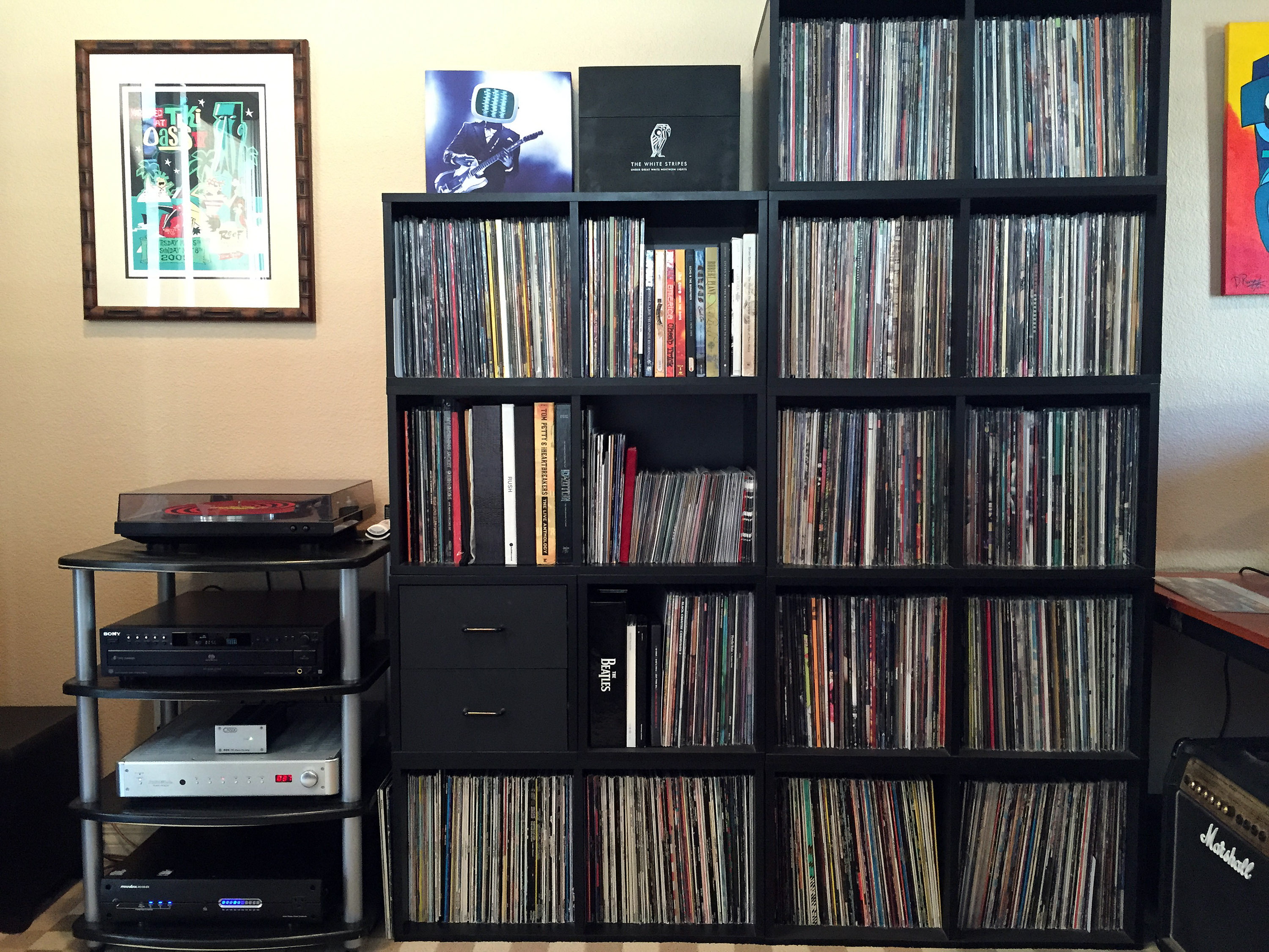 My Vinyl Collection 2016 Maxsoundsmusic