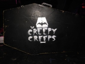 Creepy Creeps 01
