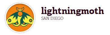 lightning moth